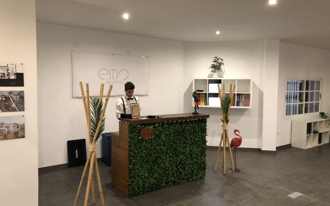 """Inauguración """"Eido – Fresh Architecture"""""""
