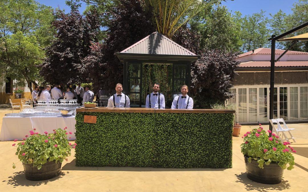 Boda Finca Jardines del Cortijuelo – Antequera