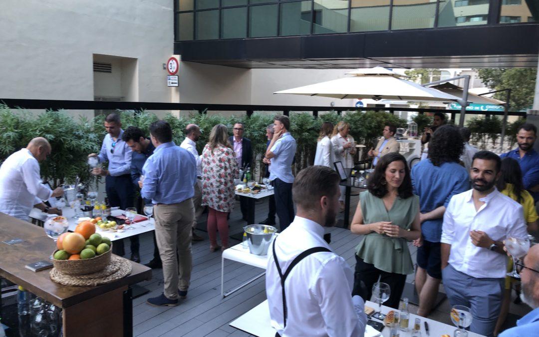 Taller de Gin & Tonic – Sercotel Hotel Bahía Málaga