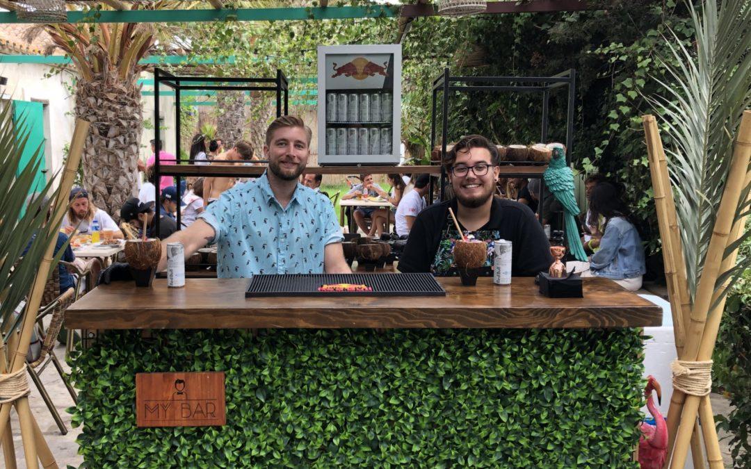 Cocktail Bar – Red Bull Tarifados