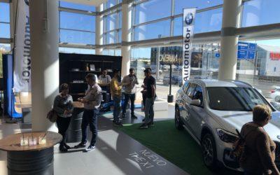 Presentación BMW Serie 1